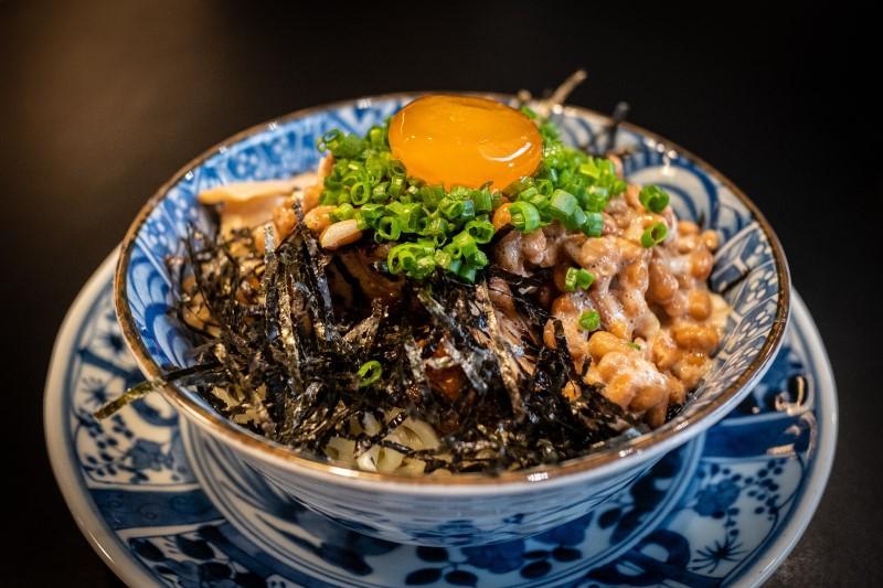 Natto ist eine der besetn Vitamin K Quellen