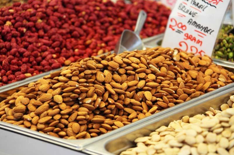 Lebensmittel mit Vitamin E