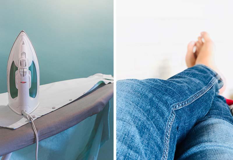 Baumwolle richtig pflegen und bügeln
