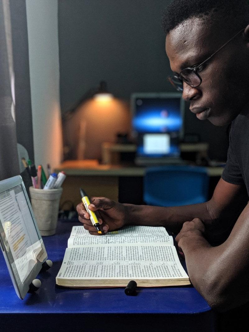 Lernen Lesen Konzentration