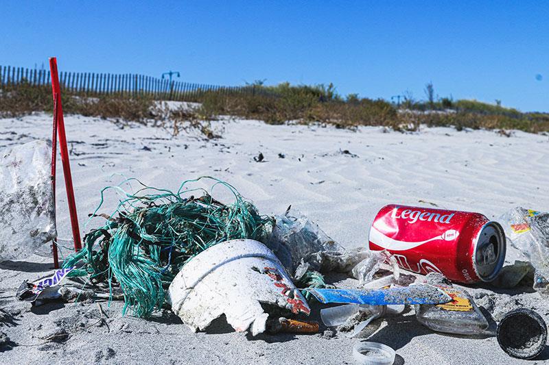 Mikroplastik durch CleanUps vermeiden