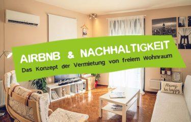 Ist Airbnb nachhaltig?