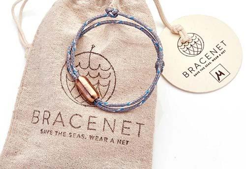 Bracenet plastikfreies Weihnachtsgeschenk