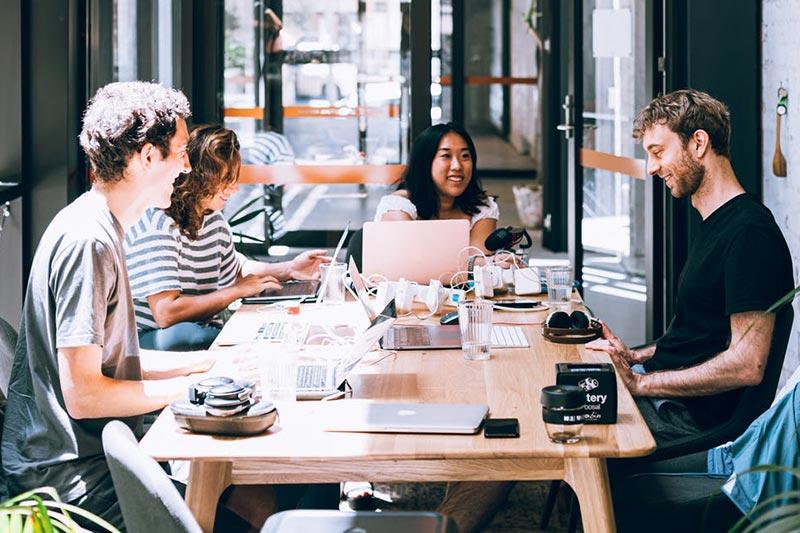 Fragen zum Kennenlernen im Business Umfeld