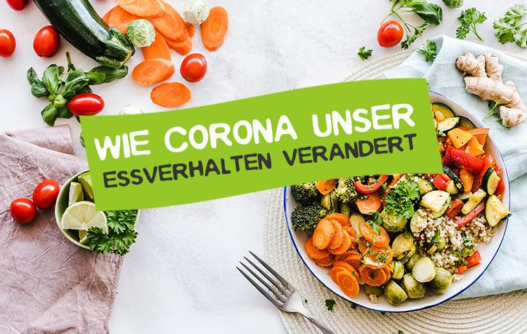 Vegan Vegetarisch durch Corona