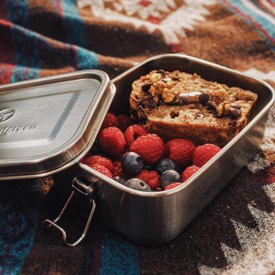 Nachhaltige Edelstahl Brotdose online kaufen