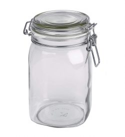 Plastikfreies Einmachglas im Shop