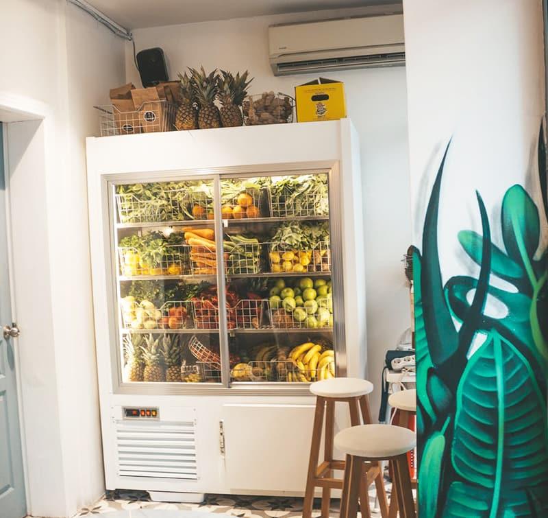 Strom sparen im Haushalt - Kühlschrank