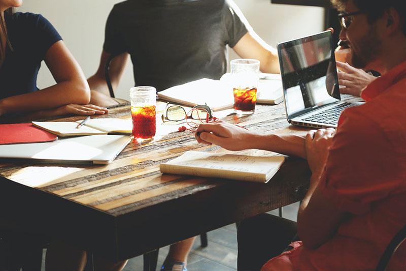 Gewohnheiten von erfolgreichen Menschen - Networking