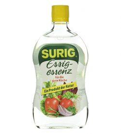 Essigessenz in der Glasflasche kaufen ohne Plastik