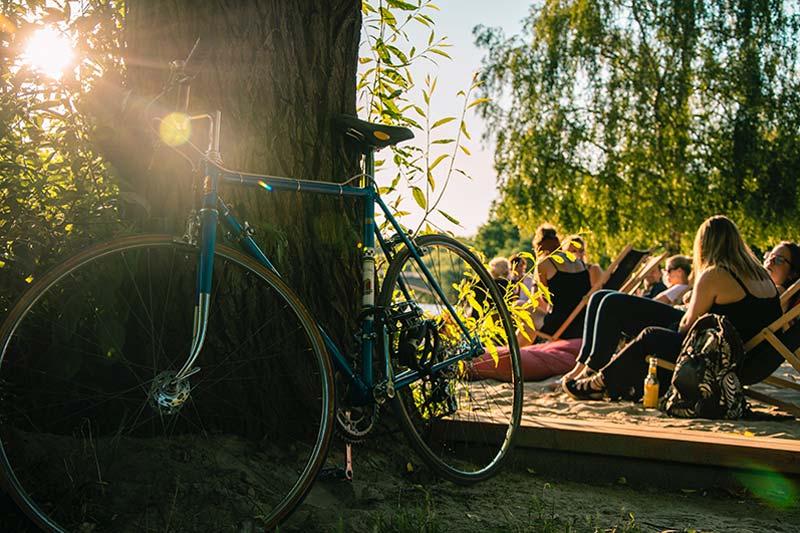 Vorteile des Radfahrens - Mehr erleben