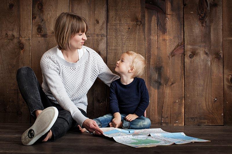 Fragen an Kinder zum Kennenlernen und für gute Gespräche