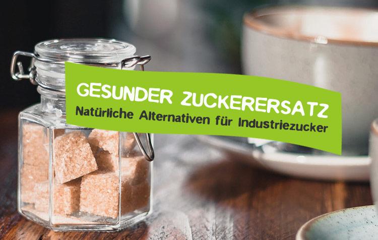 Natürliche Alternative für Zucker