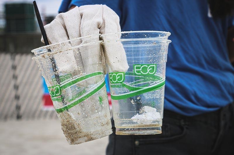 Greenwashing von Unternehmen