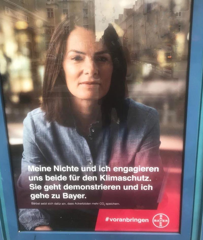 Greenwashing bei Bayer