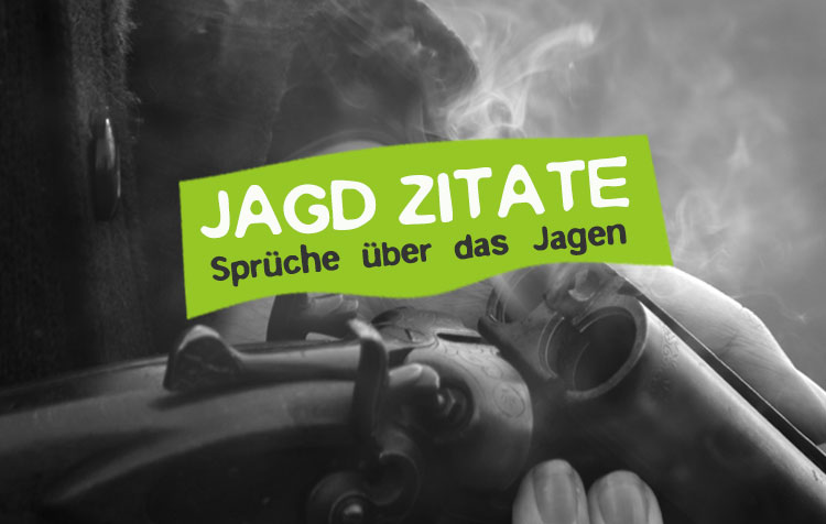 Jagd Zitate Sammlung