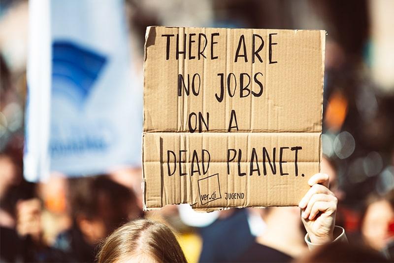 Sprüche gegen Klimawandel und Zitate für Klimaschutz