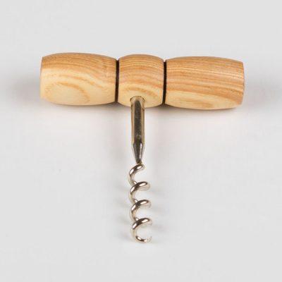 Nachhaltiger Korkenzieher aus Holz kaufen