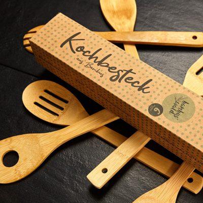 Nachhaltige Küchenhelfer aus Holz online kaufen