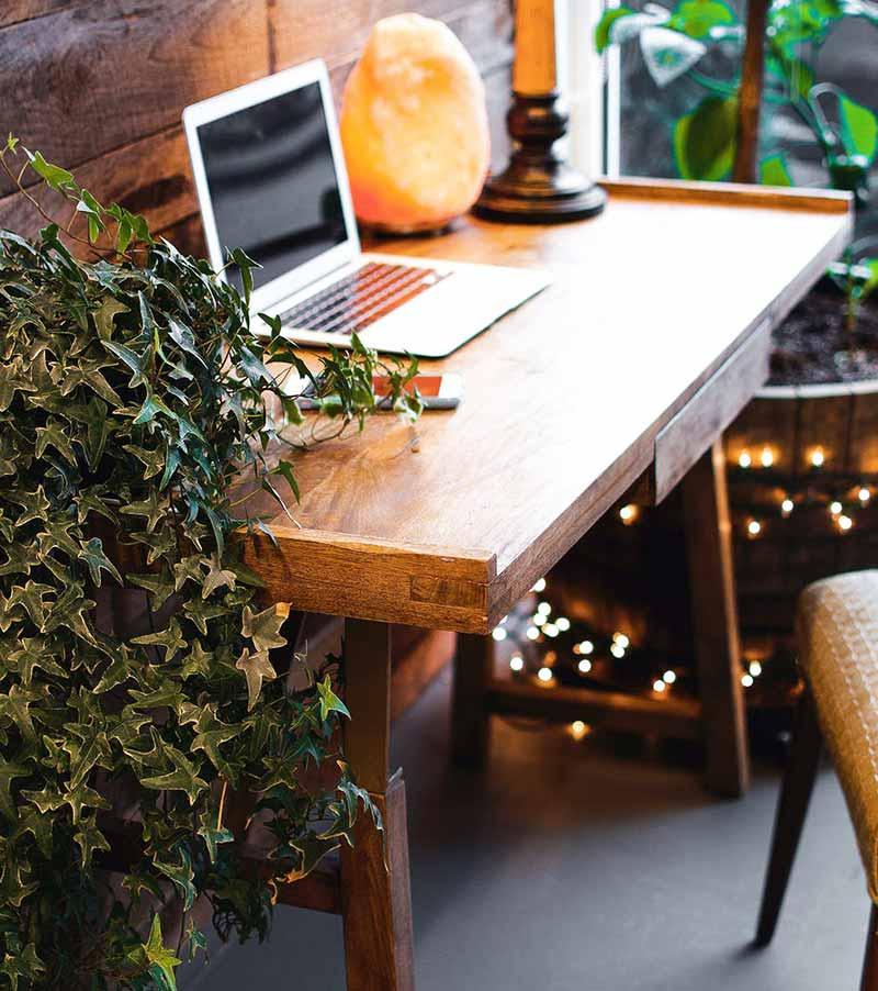 Schreibtisch Holz nachhaltig kaufen