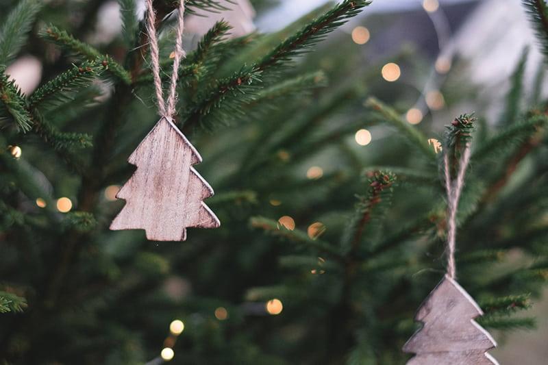 Weihnachtsbaum - Christbaumschmuck nachhaltig gestalten