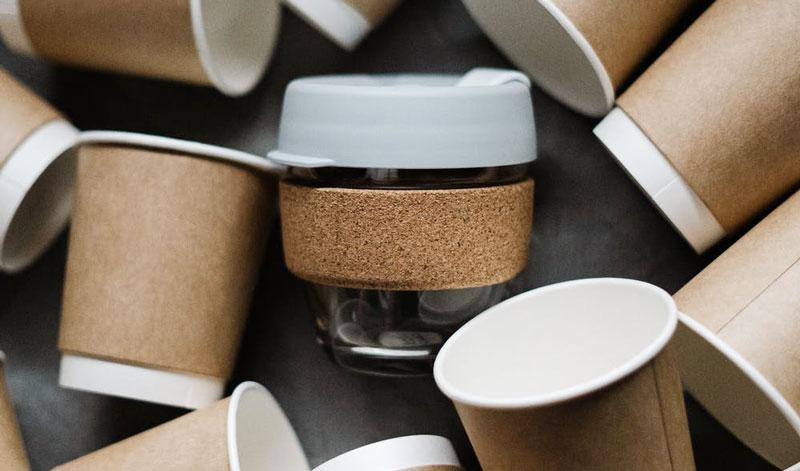 Umwelt Werbemittel Giveaways CoffeeToGo