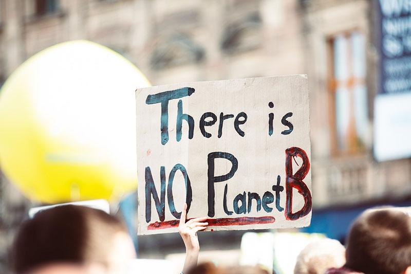 Warum sollte man nachhaltig leben?