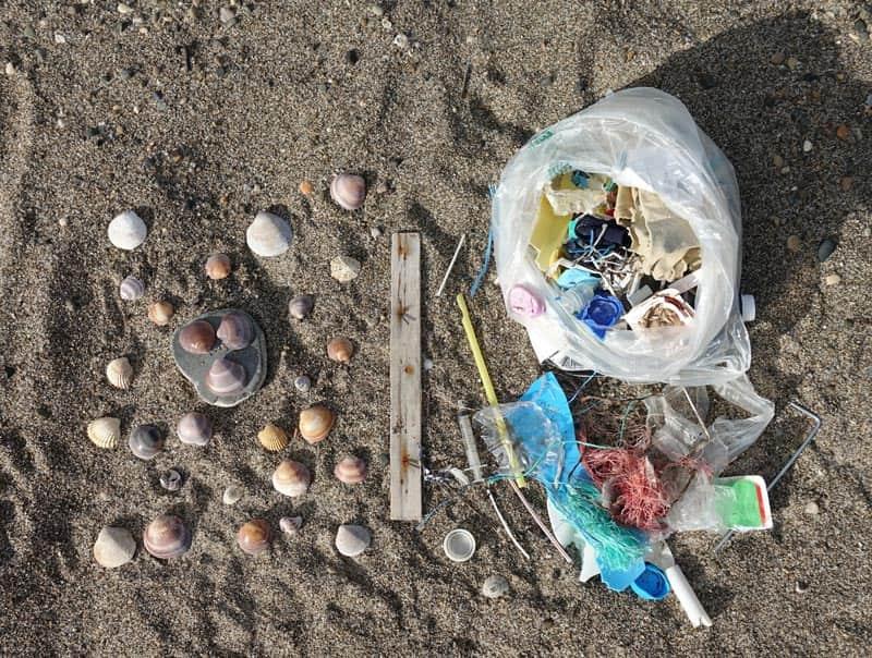 Plastikmüll in der Umwelt ist eines der größten Probleme