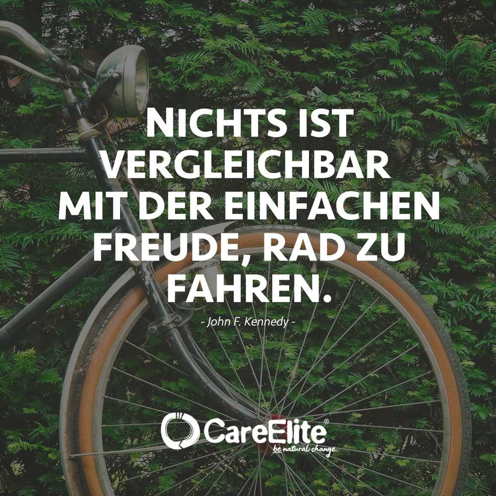 Radfahren Zitat Fahrrad