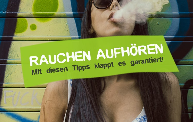 Aufhören zu rauchen - Mit diesen Tipps klappt es