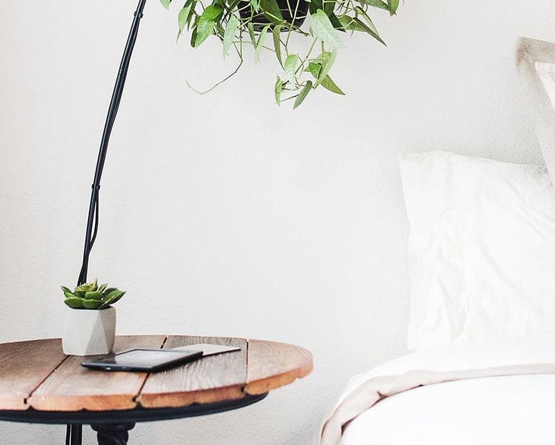 Pflanzen fürs Schlafzimmer nutzen