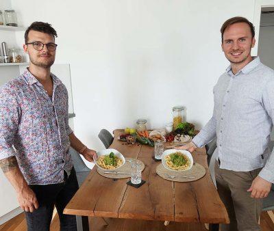 Kochbuch Autoren Schulz und Hölzer kochen