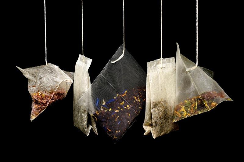 Teefilter ohne Plastik erkennen