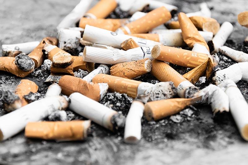Gründe und Vorteile Rauchen aufhören Umwelt
