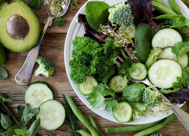 Vegan ernähren - Immer schon Fleisch gegessen
