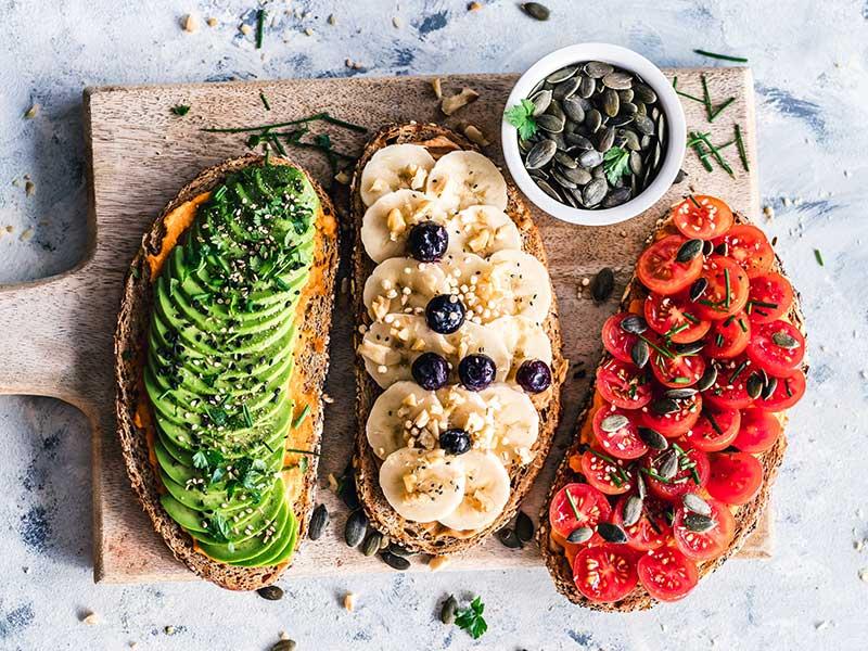 Pflanzliche Ernährung im Unterschied zu Veganismus