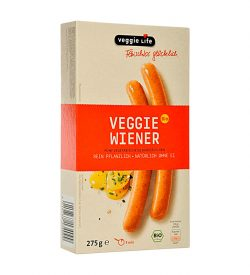Vegane Bockwurst Alternative Veggie