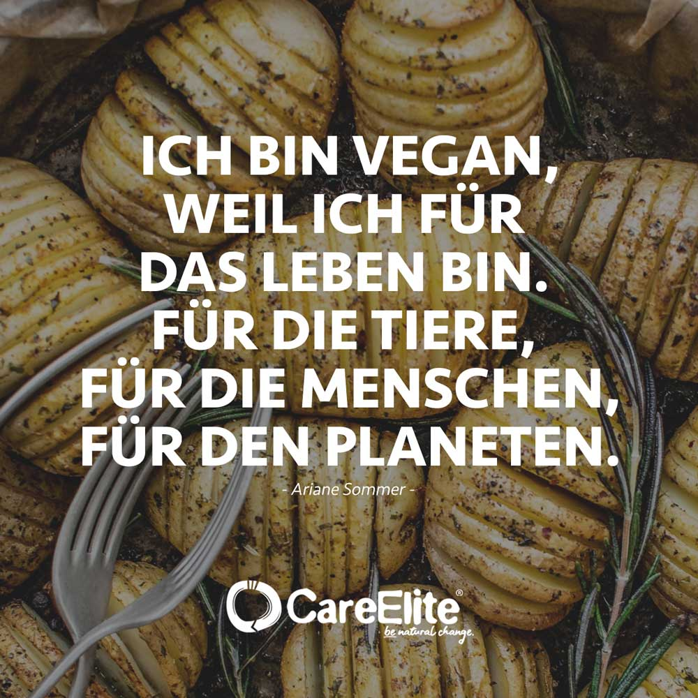 Zitate für Veganer und Vegetarier