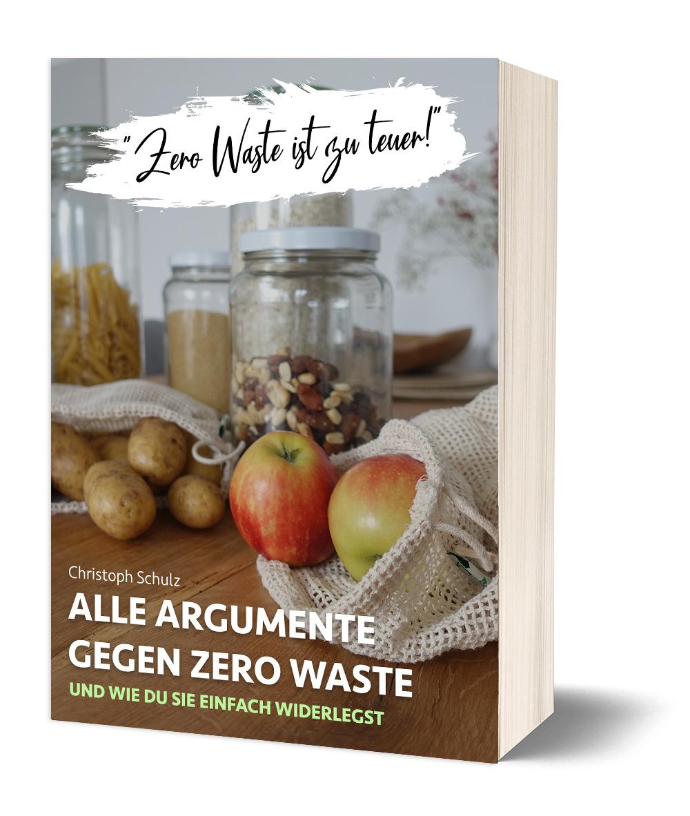 Gratis E-Book Argumente gegen Zero Waste